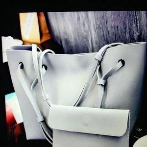 2 piece set women's purse